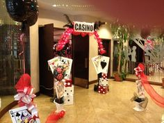 This would be a cool adult party idea! If a casino style party is you thing then head to our website and check out Ace Nights at http://www.celebratesa.com.au/ace-nights :)