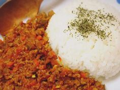 Recipe Sharing Website, Some Recipe, Chana Masala, Japanese Food, Curry, Food And Drink, Rice, Cooking Recipes, Dishes