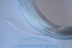 Kit classique / Tuyau transparent en PVC pour essuie-glace de voiture 4mm 1m