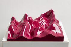 Peter Saville, 'Unknown Pleasure, Claret Violet,' 2012, Paul Stolper Gallery