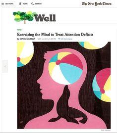 Daniel Goleman: Exercitando a Mente para Tratar de Déficits de Atenção
