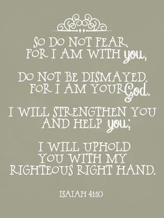 One of my most favorite verses in the whole Bible.
