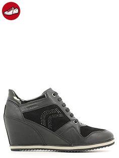 U Clemet A, Sneakers Basses Homme, Marron (Chocolatec6005), 45 EUGeox