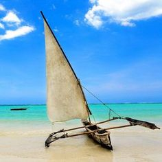 Paje, Zanzibar - If you're set on a beachy getaway but in the mood for something that's not a Caribbean cliché, head to the southeast coast of Zanzibar and settle into a beachfront villa at White Sand resort; each one comes with private beach access, a personal pool, an outdoor bathtub and an outdoor stargazing bed. When you've fully unwound from the wedding, get your heart pumping again with lessons at the resort's kitesurfing school. The