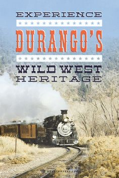 Take a scenic train ride, grab a family meal at the Bar D Chuckwagon, and much more in Durango, Colorado.