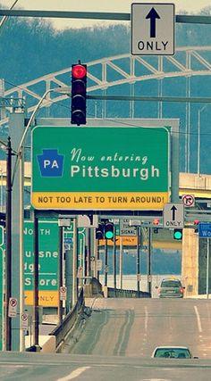 #Pittsburgh has a great sense of humor!