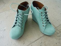 Jeffrey Campbell...  pastal. lets not make me wanna cry