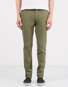 Skinny fit chinos IDR459.90