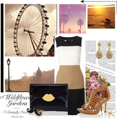 """dess"" by layal-tmr ❤ liked on Polyvore"