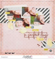 Serie Memories Captured - Layout SBW Designteamarbeit - Katja