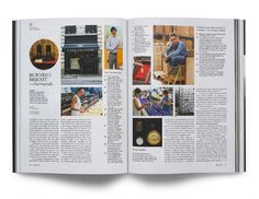 monocle magazine spread - Google Search