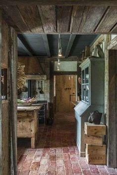 33 best Idee per arredare la cucina in stile rustico - Ideas for ...