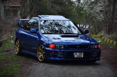 Subaru Impreza GC8 Subaru Rs, Subaru Wagon, Subaru Impreza Sti, Wrx Sti, Volkswagen, Colin Mcrae, Classy Cars, Tuner Cars, Japan Cars