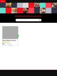 UX-Design, Prototyping   Adobe Experience Design CC
