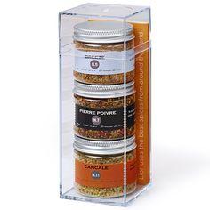 Essential Spice Blend Collection | La Boîte NYC