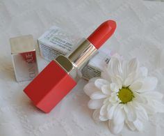 Urban Fashionista: Clinique Pop Lip Colour+Primer, #06 Poppy Pop