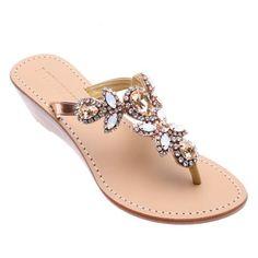 Sparkly Sandals, Shoes Sandals, Heels, Mystique Sandals, Flip Flop Shoes, Flip Flops, Embellished Sandals, Summer Fashion Outfits, Women's Feet