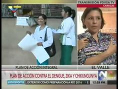 Venezuela registra 4 mil 700 casos sospechosos de virus del Zika