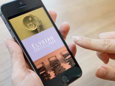 Elysian Tea App
