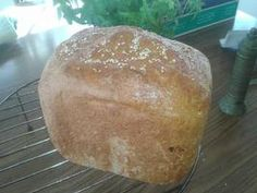Basic Machine French Bread - will try substituting gluten free flour mixture for the regular flour.