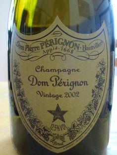 Dom P`erignon champagne