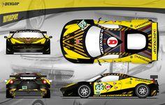 """Ferrari 458 ITALIA GT """"B Hornets"""" por 0mnite1"""