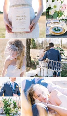 Vintage wedding inspiration shoot from Lindsay Vallas photography featuring a custom, gold foil stamped Bella Figura invitation with hand calligraphy accents
