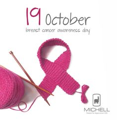 19 October Breast cancer awareness day