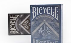 Bicycle robocards