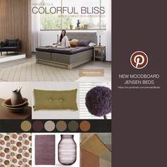 7 soverom med 7 ulike ideer til farge og design