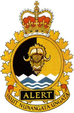 Alert, Canadian Radio Station Royal Canadian Navy, Canadian Army, Canadian History, Winter Palace, Naval, Afghanistan War, Military Insignia, Emblem, Military Service