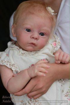Мое нежное солнышко Оленька - кукла реборн Натальи Баштовой / Куклы Реборн Беби - фото, изготовление своими руками. Reborn Baby doll - оцените мастерство / Бэйбики. Куклы фото. Одежда для кукол