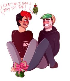 [Septiplier] Who did this-- by DatWeirdoWhoLuvsMilk on DeviantArt