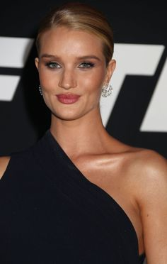 Rosie Huntington Whiteley: The Fate of the Furious NY Premiere