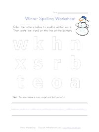 Worksheet In Excel Winter Tracing Lines Worksheet  Tracing Letters  Pinterest  Math Worksheets Integers For Grade 7 Word with Writing Worksheets For 4th Grade Pdf Winter Spelling Worksheet Order Of Operations Integers Worksheets