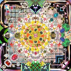 Carpet Moooi Jewels Garden - Vloerkledenwinkel.nl