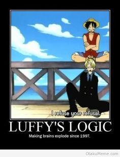 < Luffy's Logic >