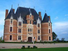 château de Martainville, Haute-Normandie, Seine-Maritime