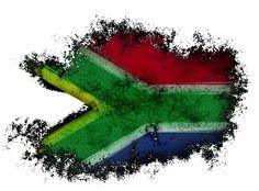 South African Flag South Africa Rugby, South African Flag, 2019 Rwc, Africa Tattoos, Tattoo Designs, Tattoo Ideas, Flag Art, Pretoria, Cos