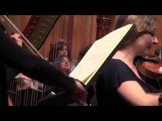 Ensayo de la Gala Lírica con la orquesta Oviedo Filarmonía.