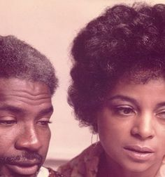 Ossie Davis + Ruby Dee ,I am so glad  I saw the in -person on stage for pure joy.They are my very favorite couples.        I love me some Ruby Dee!!!!!!!
