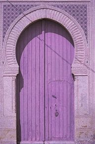 Door & paint colour