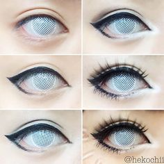 How I do Hinata's eyes ✨
