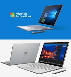Microsoft unveils #surfacebook, the ultimate laptop. See details @ http://www.sagmart.com/news/Electronics/microsoft-is-introducing-its-first-ever-laptop-surface-book