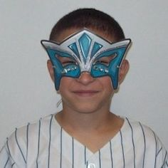 SUPER HERO MASK