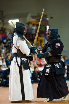 15th World Kendo Championships. Novara, Italy. 25-27/05/2012, via Flickr
