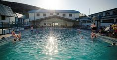 Chico Hot Springs Resort & Day Spa: Sunday AM brunch and soak