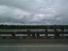 Swamps in Bilouxi ..