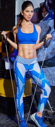adf79208e8b3e Leggings & Sport Tops - Suplex Sweat Resistant, UV Protective online at  BodyCinchers.