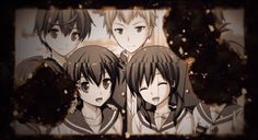 """Corpse Party - Blood drive~ They were removed from history with three simple words, """"Sachiko Ever After"""""""